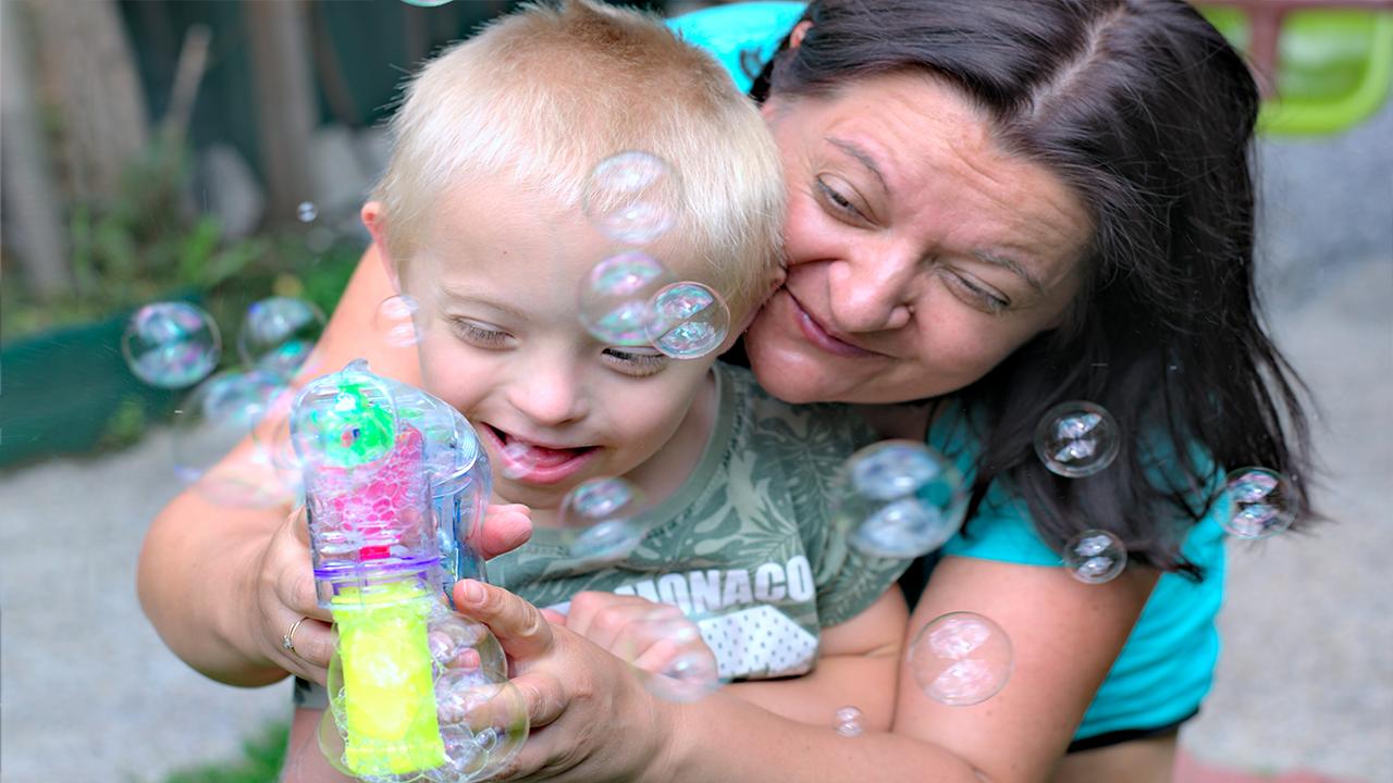 Roditeljstvo i deca sa Daunovim sindromom